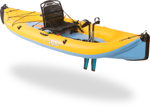 Hobie kayaks outback oasis outfitter quest revolution for Used hobie fishing kayaks for sale