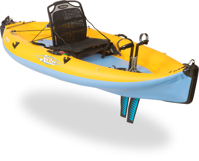 Hobie kayaks outback oasis outfitter eclipse revolution for Used hobie fishing kayaks for sale