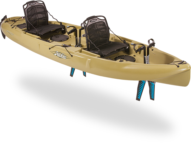 Hobie Kayaks Outback Oasis Outfitter Eclipse Revolution