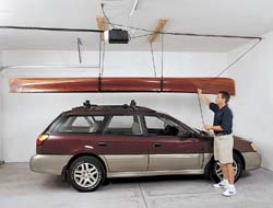 Kayak Canoe Storage