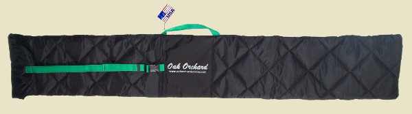 Heavy-duty nylon padded soft-sided canoe paddle storage bag. Our quilted nylon material is the ideal combination of durability yet also light and flexible ... & Kayak u0026 Canoe Storage