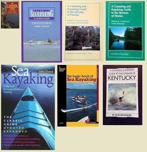 Canoe Kayak DVD Video & Books dvds videos maps