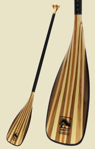 Bending Branches Sunburst 11 Canoe Paddle