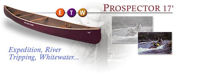 Nova Craft Canoe Sale Bob Special Prospector 15 16 17 18