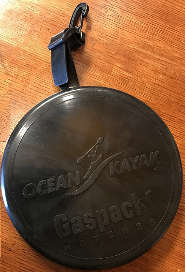 Ocean Kayak Round Gaspachi Hatch