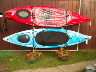 KAYAK TREE! Oak Orchard Kayak Tree Kit Kayak Storage Rack  Build Your Own!  The Perfect Kayak Storage Solution For The Homeowner, Lakeside  Installations Or ...