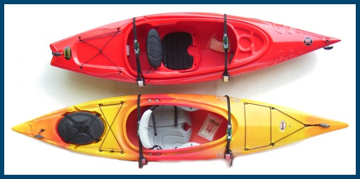 J Storage Kayak Wall Hanger Cradle Support Cradles From