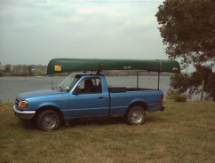 Oak Orchard Canoe Kayak Experts Pick Up Truck Rear Racks