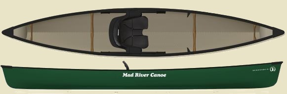 Mad River Canoes Canoe