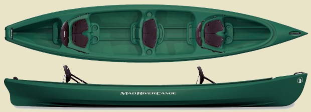 Mad River Canoes Canoe
