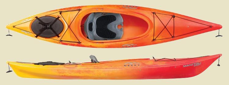 Necky Kayak Sale Rip Sky Looksha Manitou II Zoar Sport LV tandem 12
