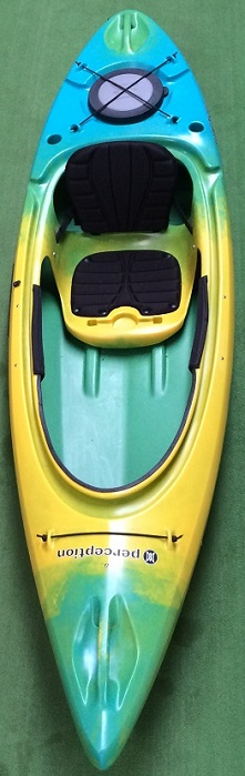 Perception Kayaks Sale Recreation Touring Swifty Sound