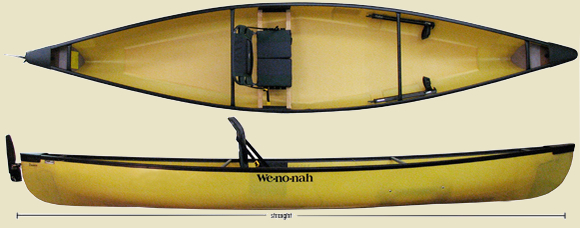 Hybrid The Style Fusion Is Designed For Outstanding Stability Its Most Stable Solo Canoe You Can Buy