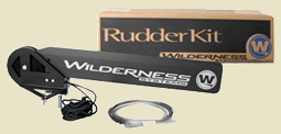 Wilderness Systems Kayak Rudder Kit